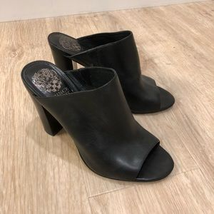 Vince Camuto High Heel Mules